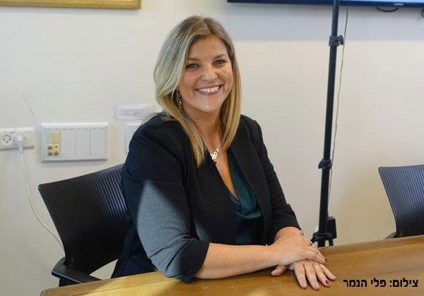 עדי מור-בירן, מנהלת שיווק מוצר Azure במיקרוסופט. צילום: פלי הנמר