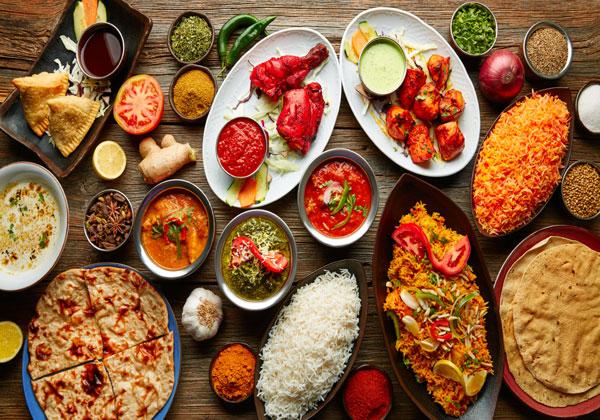 אוכל הודי. צילום: BigStock