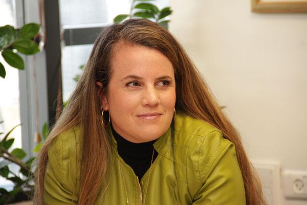 קרן רביב, מנכ״לית ומייסדת הסטארט-אפ Whizor/ . צילום: יניב פאר