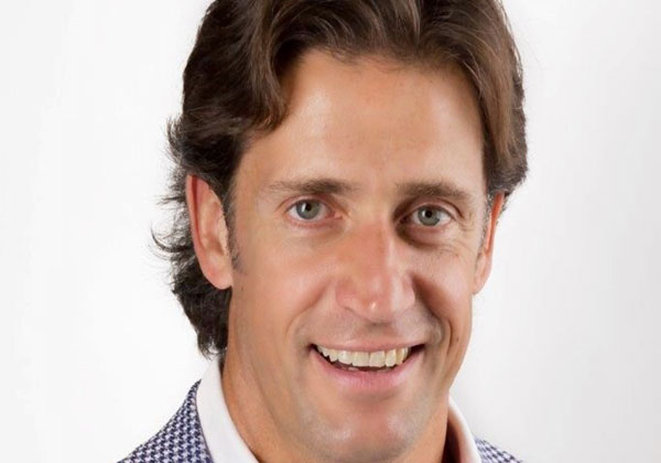 """מייק מאק'י, מנכ""""ל ObserveIT. צילום: ניב קנטור"""