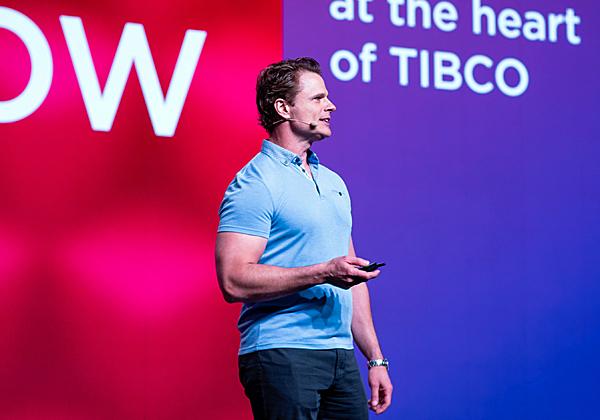 """נלסון פטרסק, סמנכ""""ל הטכנולוגיה של טיבקו. צילום: יח""""צ"""