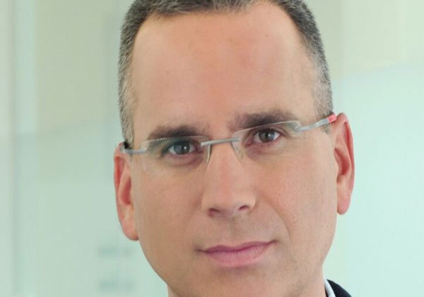 ד''ר רן גוזלי סמנכ''ל בכיר ומנהל חטיבת מו''פ והנדסה רפאל. צילום: רפאל