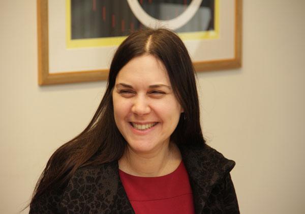 רות פולצ'ק, מייסדת She codes. צילום: יניב פאר