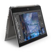 HP Zbook Studio X360 G5: מחשב נייד שהוא גם תחנת עבודה