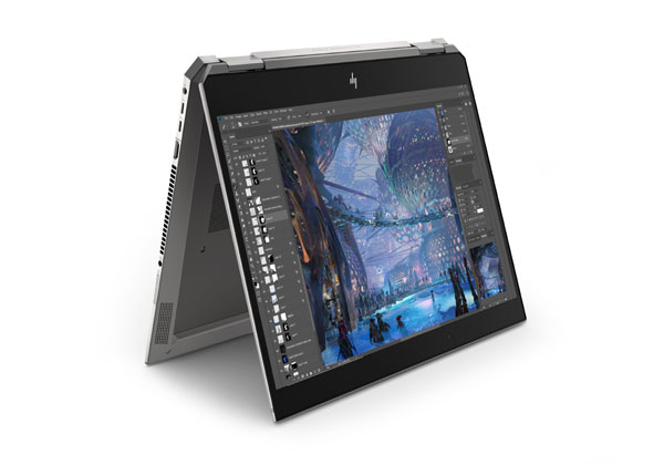 "HP Zbook Studio X360 G5. צילום: יח""צ"