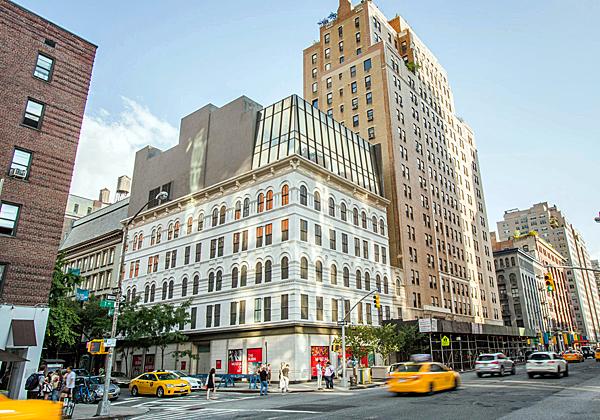 """מרכז הסייבר של SOSA בניו-יורק. צילום: יח""""צ"""