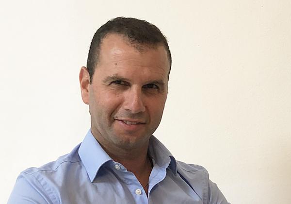 """יניב ויסמן, מנהל ההפצה של לנובו ישראל. צילום: יח""""צ"""