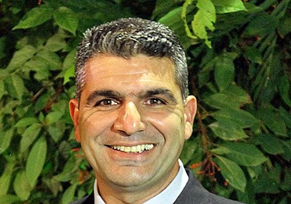 """עמי אברהם, מנהל התפעול הראשי של קורלטה. צילום: יח""""צ"""