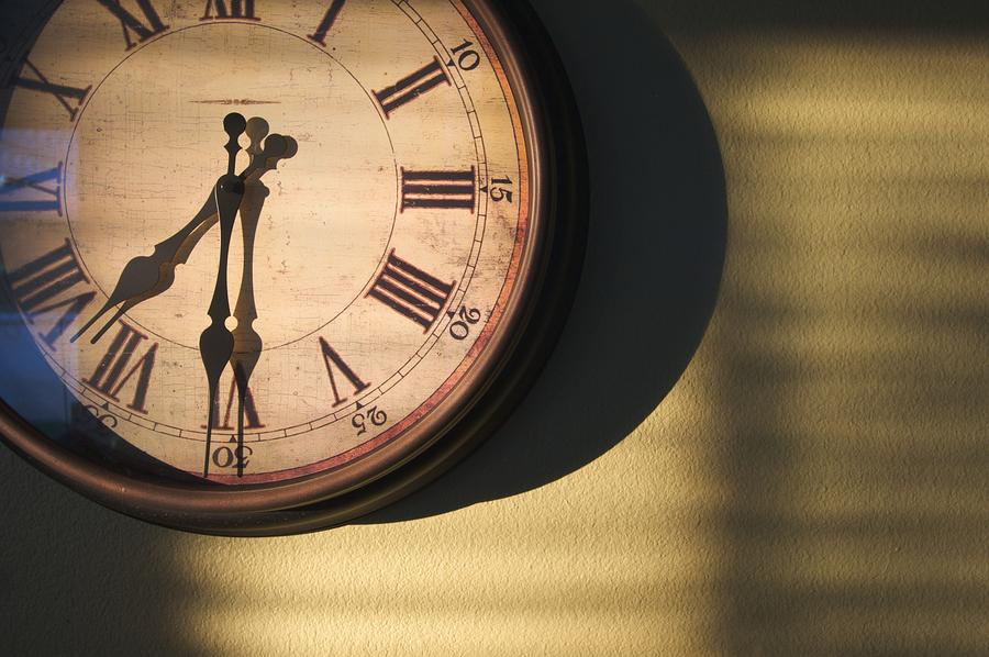 מה תגידו לשעון הקיר? אילוסטרציה: BigStock