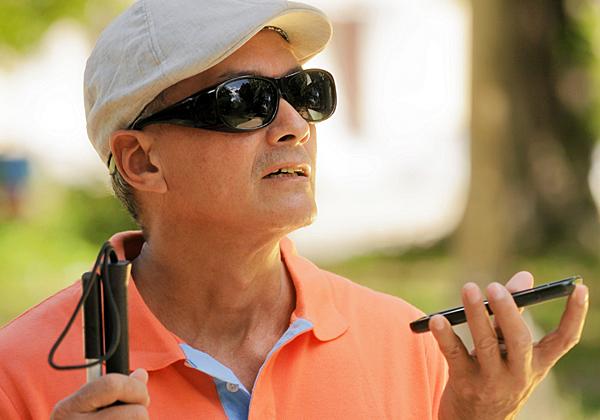 מעכשיו, לעיוורים יהיה יותר נוח להשתמש באינסטגרם. צילום אילוסטרציה: BigStock