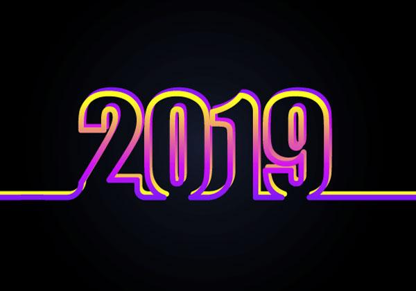 2019 מצוינת לכולם. מקור: BigStock