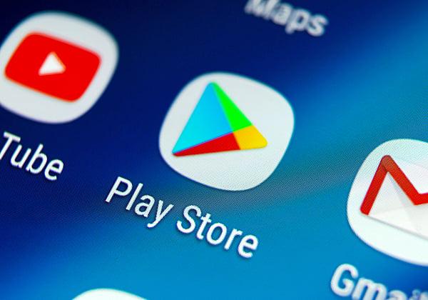 Google Play. צילום אילוסטרציה: BigStock