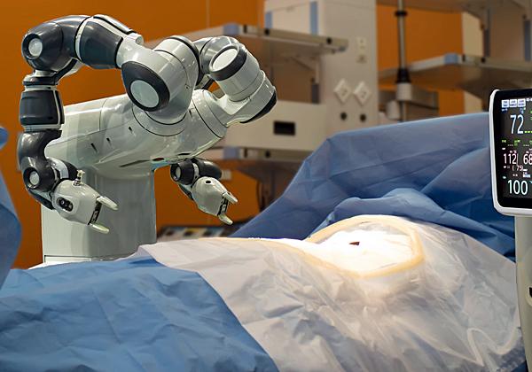 המהפכה הרובוטית במערכת הבריאות תלך ותתגבר. צילום אילוסטרציה: BigStock