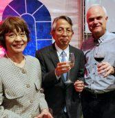 מיפן באהבה: פוג'יטסו חוגגת יום הולדת לקיסר