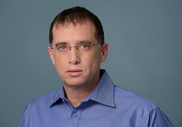 """רן גוראון, מנכ""""ל פלאפון, yes - ועכשיו גם בזק בינלאומי. צילום: יונתן בלום"""