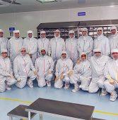 הביקור של בכירים בתעשייה ב-KLA-Tencor