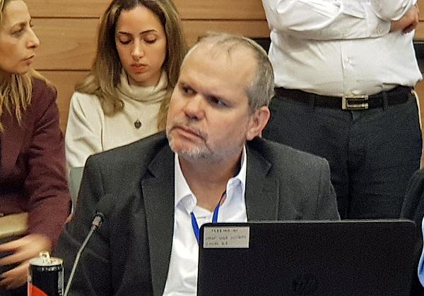 """רונן זרצקי, יו""""ר ועדת התכנים של פורום C3 של אנשים ומחשבים. צילום: פלי הנמר"""