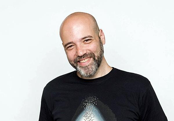 מוטי נדלר, מנהל פיתוח עסקי ב-CloudZone, חברת הענן של מטריקס. צילום: סם יעקובסון