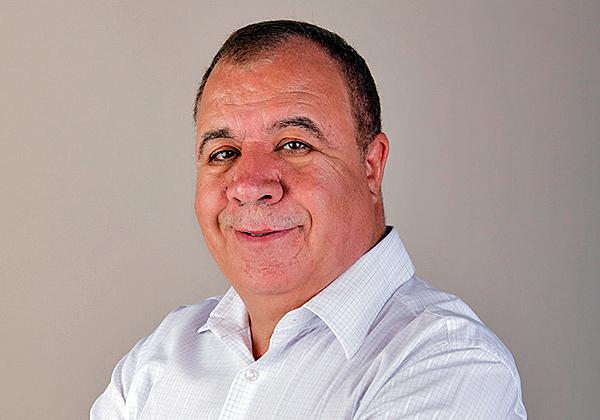 """ד""""ר חיים אמיר, יזם ומבעלי אסנס. צילום: נתן יעקובוביץ'"""