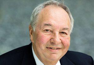 """סלווין גרבר, מומחה לשוק ההון האמריקני. צילום: יח""""צ"""