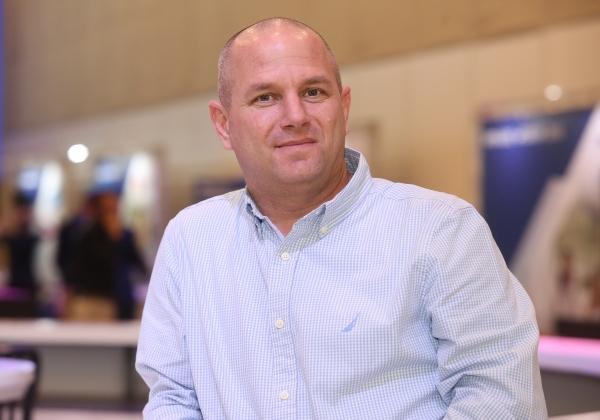אמיר שי, מנהל לקוחות אסטרטגיים בפורטינט ישראל. צילום: ניב קנטור