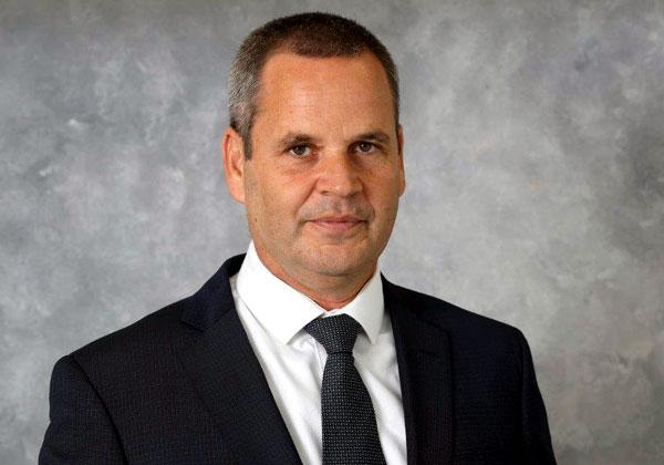 """דיוויד ארנון, משנה למנכ""""ל ומנהל חטיבת הבריאות בכלל ביטוח ופיננסים. צילום: סיון פרג'"""