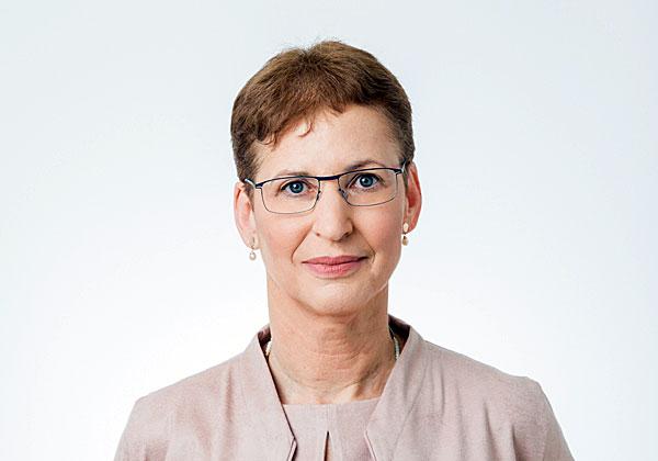 """דליה רובינסון, סמנכ""""לית ומנהלת חטיבת הבנקאות והפיננסים במטריקס. צילום: סאם יעקובסון"""