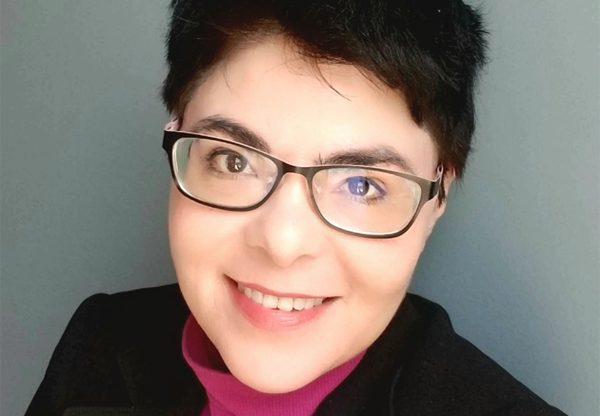 """דיאנה קלי, מנהלת הטכנולוגיות הראשית וארכיטקטית ראשית לתחום הגנת הסייבר במיקרוסופט העולמית. צילום: יח""""צ"""