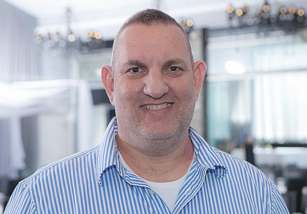 """צור אהרון, מנהל אגף טכנולוגיות דיגיטליות ומידע במשרד התחבורה. צילום: יח""""צ"""