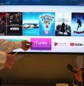 הפתעה: iTunes מבית אפל תשולב בטלוויזיה החכמה של סמסונג