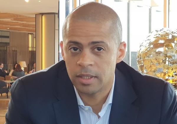 פרנסואה לוקו-דונו, נשיא ומנכ''ל F5 Networks. צילום: פלי הנמר