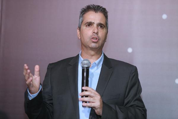 """ליאור פוני, מנכ""""ל DEL EMC. צילום: ניב קנטור"""