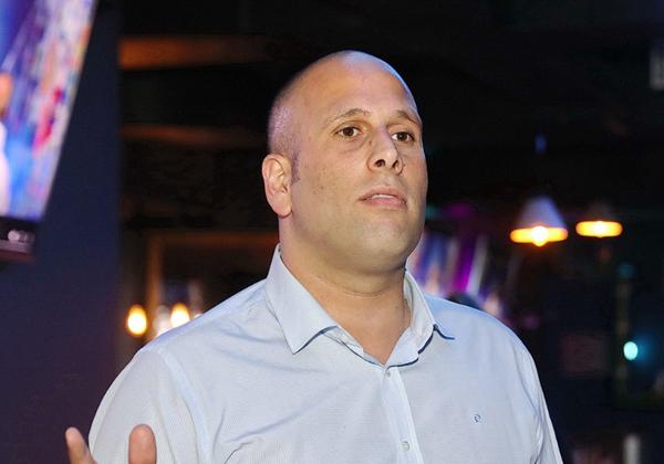 אביחי נאמן, מנהל קטגוריית המחשוב לצרכן הפרטי ב-Dell EMC. צילום: ניב קנטור