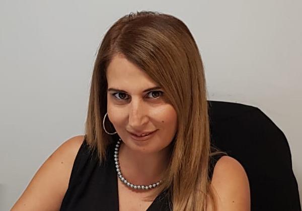 """מאיה כהן-נפתלי, מנהלת חטיבת הפצת תוכנה באולנט מערכות. צילום: יח""""צ"""