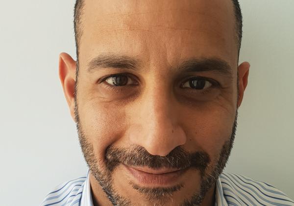 """גילרון צארום, מנהל ערוצי ההפצה והמשווקים של ג'וניפר נטוורקס. צילום: יח""""צ"""
