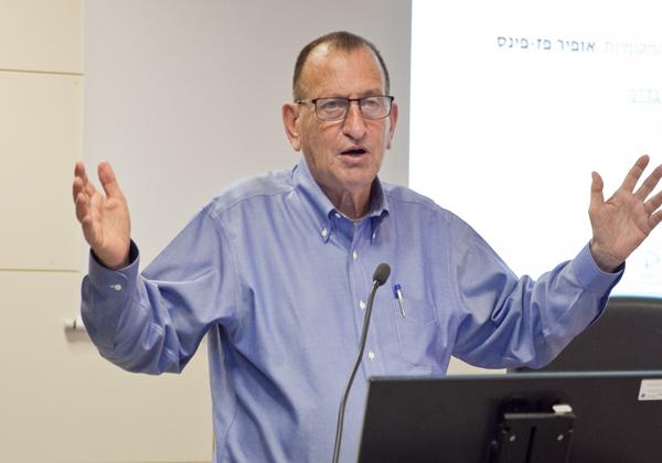 רון חולדאי, ראש עיריית תל אביב-יפו. צילום ארכיון: נועה גוטמן