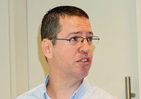 טל נתנוביץ', סמנכ''ל בקרה, תפעול ומערכות מידע בסולל בונה. צילום: פלי הנמר