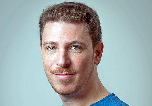 אמיר כרמי, מנהל הטכנולוגיות של ESET ישראל. צילום: מושיק ברין