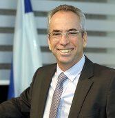 """מנמ""""ר בנק ישראל, אבנר זיו, פורש לאחר חמש שנים בתפקיד"""