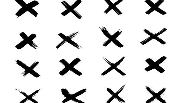 ויראלי ברשתות החברתיות: אז איך מציירים איקס?