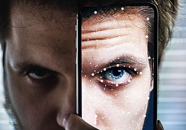 גם מכשירי האנדרואיד יזהו בקרוב את הפנים שלנו - ללא צורך במעקפים. צילום אילוסטרציה: BigStock