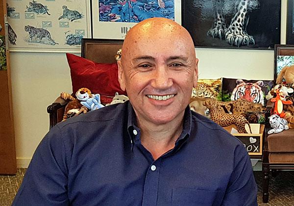 דוד סגל, מנהל אופיסופט. צילום: פלי הנמר