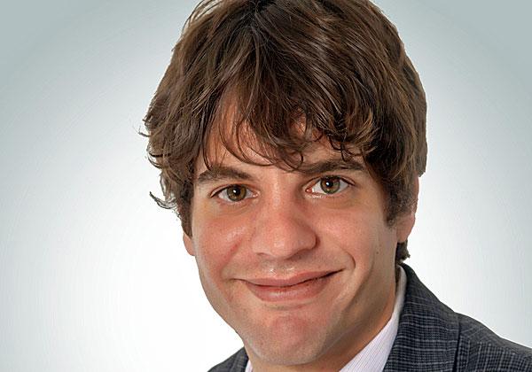 """שלומי גוטמן, המייסד וסמנכ""""ל הטכנולוגיות של וויסנטר. צילום: עדי זלק וינר"""