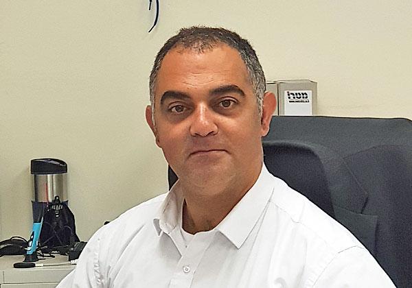 """יואל לוי, יועץ לראשת עיריית אור יהודה. צילום: יח""""צ"""