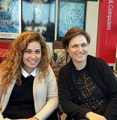 באו לבקר במאורת הנמר: מיכל לסטר וגיתית פודמסקי, ויקימדיה ישראל