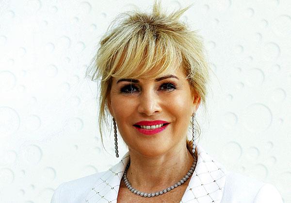 רו''ח איריס שטרק, נשיאת לשכת רואי החשבון בישראל. צילום: ניב קנטור