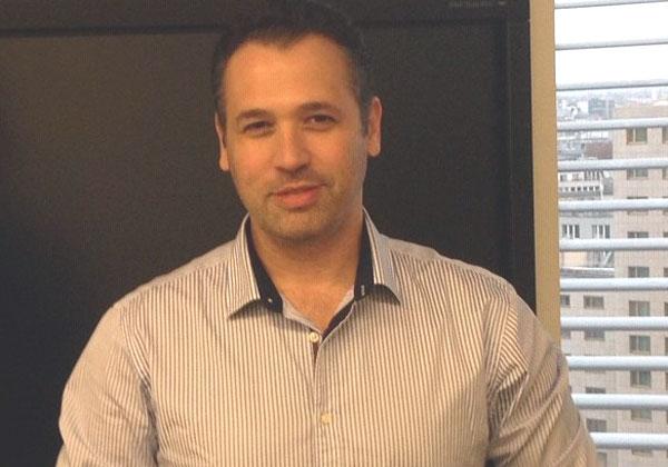 """אוהד רייכברג, מנהל אזורי בפורטינט ישראל. צילום: יח""""צ"""