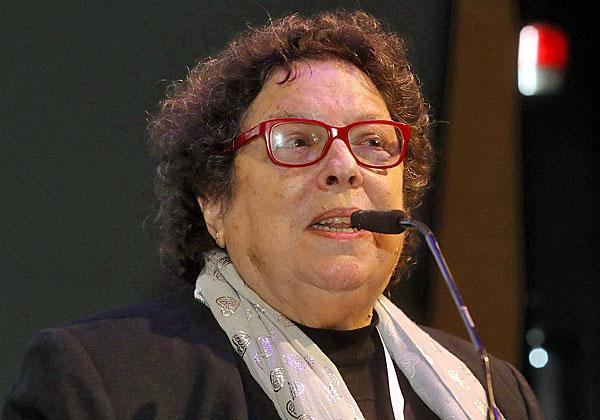 """ד""""ר עדנה פשר, מייסדת ויו""""רית המכון הישראלי לערים חכמות. צילום: ניב קנטור"""