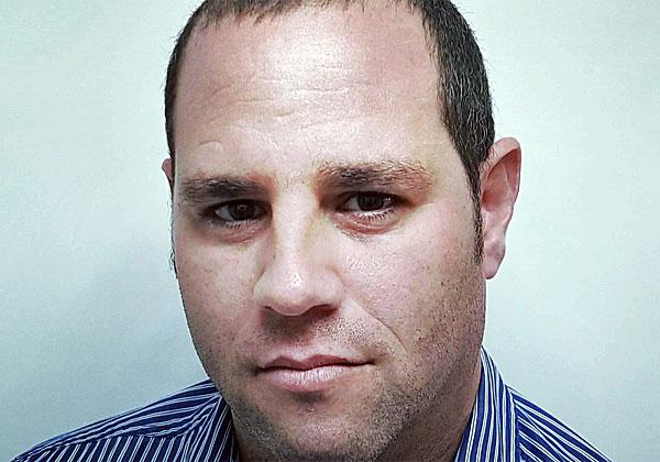 """טל קרויטורו, מנהל מכירות באגף הטכנולוגיות של אורקל ישראל. צילום: יח""""צ"""