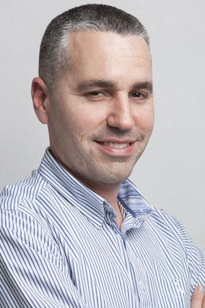 """תומר שוייצר, מייסד ומנכ""""ל Y-tech. צילום: שירן כרמל"""
